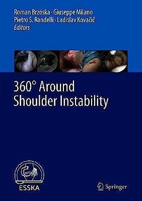 Portada del libro 9783662610732 360° Around Shoulder Instability