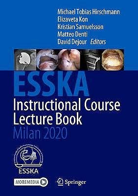 Portada del libro 9783662612637 ESSKA Instructional Course Lecture Book. Milan 2021