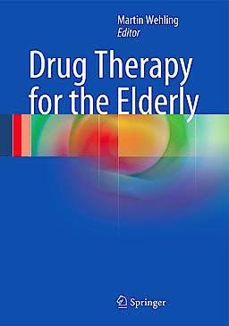 Portada del libro 9783709109113 Drug Therapy for the Elderly