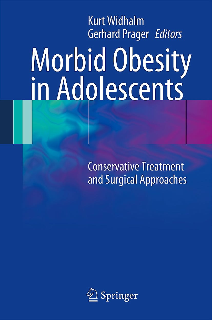 Portada del libro 9783709109670 Morbid Obesity in Adolescents. Conservative Treatment and Surgical Approaches