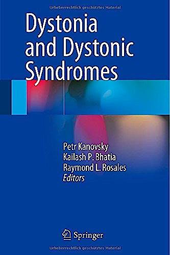 Portada del libro 9783709115152 Dystonia and Dystonic Syndromes