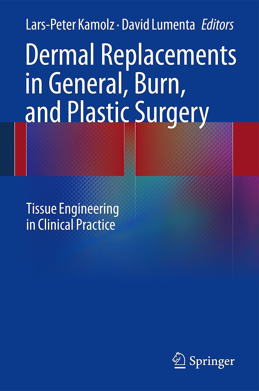 Portada del libro 9783709115855 Dermal Replacements in General, Burn, and Plastic Surgery. Tissue Engineering in Clinical Practice