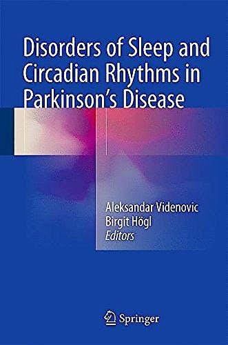 Portada del libro 9783709116302 Disorders of Sleep and Wake in Parkinson's Disease