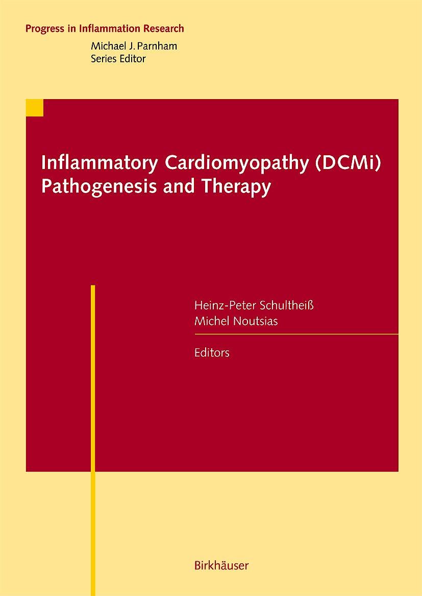 Portada del libro 9783764383510 Inflammatory Cardiomyopathy (Dcmi) - Pathogenesis and Therapy