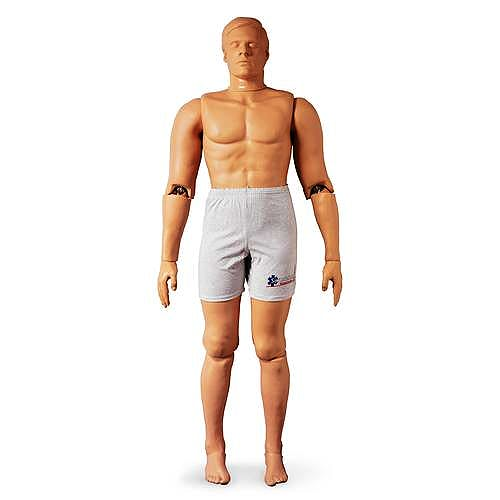 Muñeco Adulto para Rescate, 66 Kg. (Maniquí de 182 Cm)