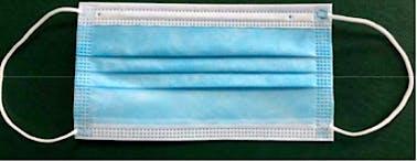 Mascarilla Alto Riesgo Triple Capa con Certificación CE y FDA, 50 Unidades
