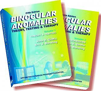 Portada del libro 9783776620290 Binocular Anomalies. Theory, Testing and Therapy, 2 Vols.
