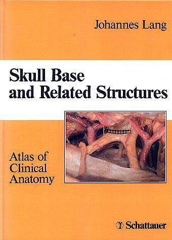Portada del libro 9783794515974 Skull Base and Related Structures