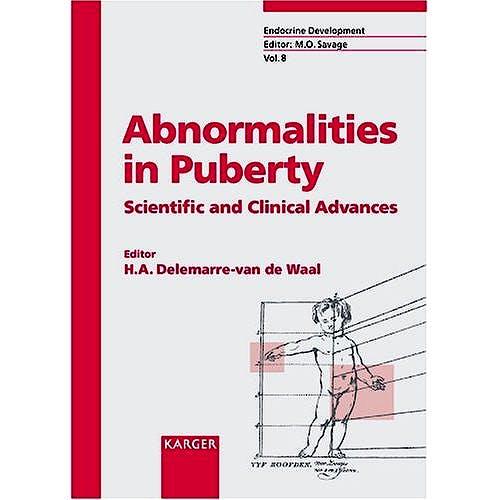 Portada del libro 9783805578677 Abnormalities in Puberty: Scientific and Clinical Advances