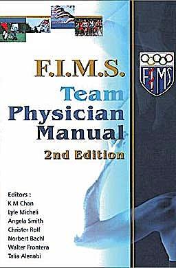 Portada del libro 9783805595797 f.i.m.s. Team Physician Manual (International Federation of Sports Medicine)