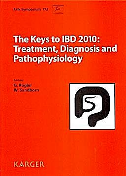 Portada del libro 9783805595889 The Keys to Ibd 2010: Treatment, Diagnosis and Pathophysiology