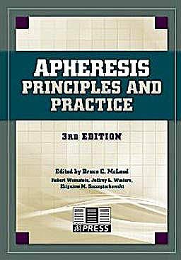 Portada del libro 9783805596886 Apheresis. Principles and Practice