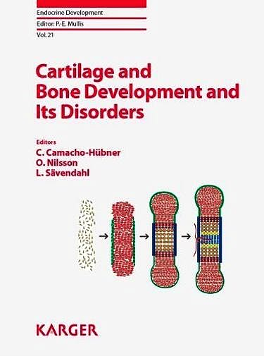 Portada del libro 9783805597920 Cartilage and Bone Development and Its Disorders