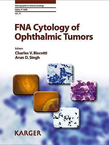 Portada del libro 9783805598705 Fna Cytology of Ophthalmic Tumors