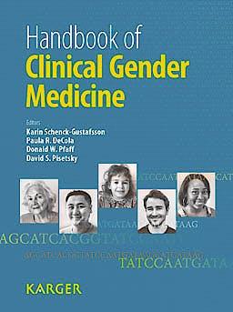 Portada del libro 9783805599290 Handbook of Clinical Gender Medicine