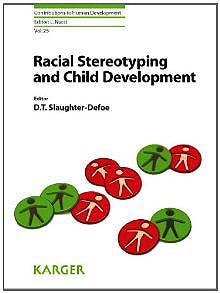 Portada del libro 9783805599825 Racial Stereotyping and Child Development
