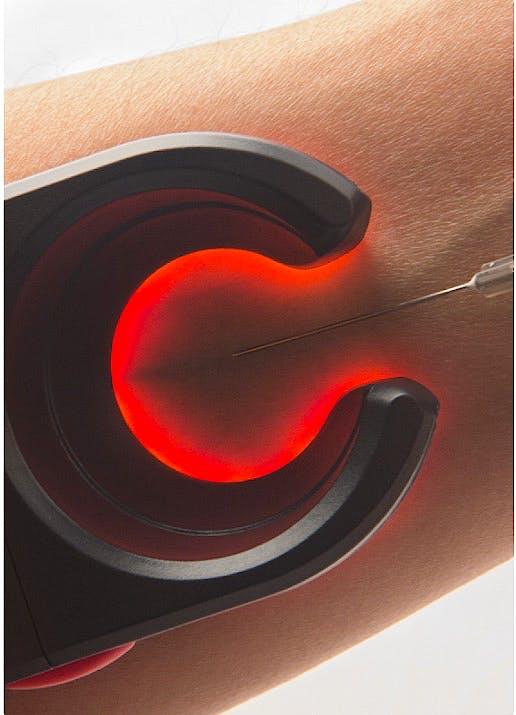 Veinlite Ledx Transiluminador Diseñado para Escleroterapia y Flebotomia