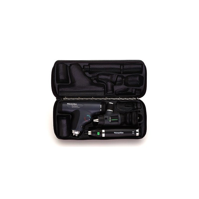Set Oftalmoscopio-Otoscopio Welch Allyn Panoptic Prestige Litio