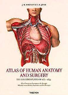 Portada del libro 9783822848210 Bourgery, Atlas of Anatomý, Version Xl