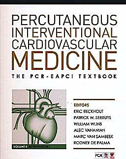 Portada del libro 9783829718103 Percutaneous Interventional Cardiovascular Medicine, 4 Vols. the Pcr-Eapci Textbook + Online Version