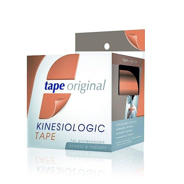 Tape Original Kinesiologic Tape Beige (5cm X 5m)