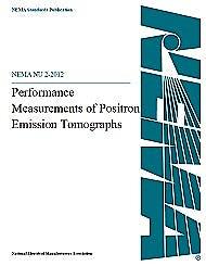 Portada del libro 9783832162054 Nema Nu 2-2012. Performance Measurements of Positron Emission Tomographs (Pet) (Electronic Edition, Pdf)