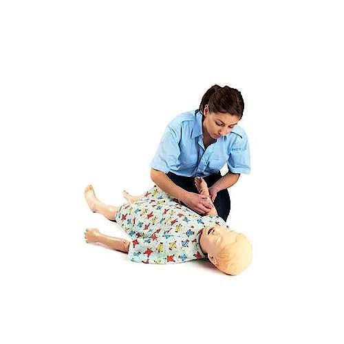 Maniqui de Entrenamiento de Asistencia Medica Infantil, no Compatible con Vitalsim
