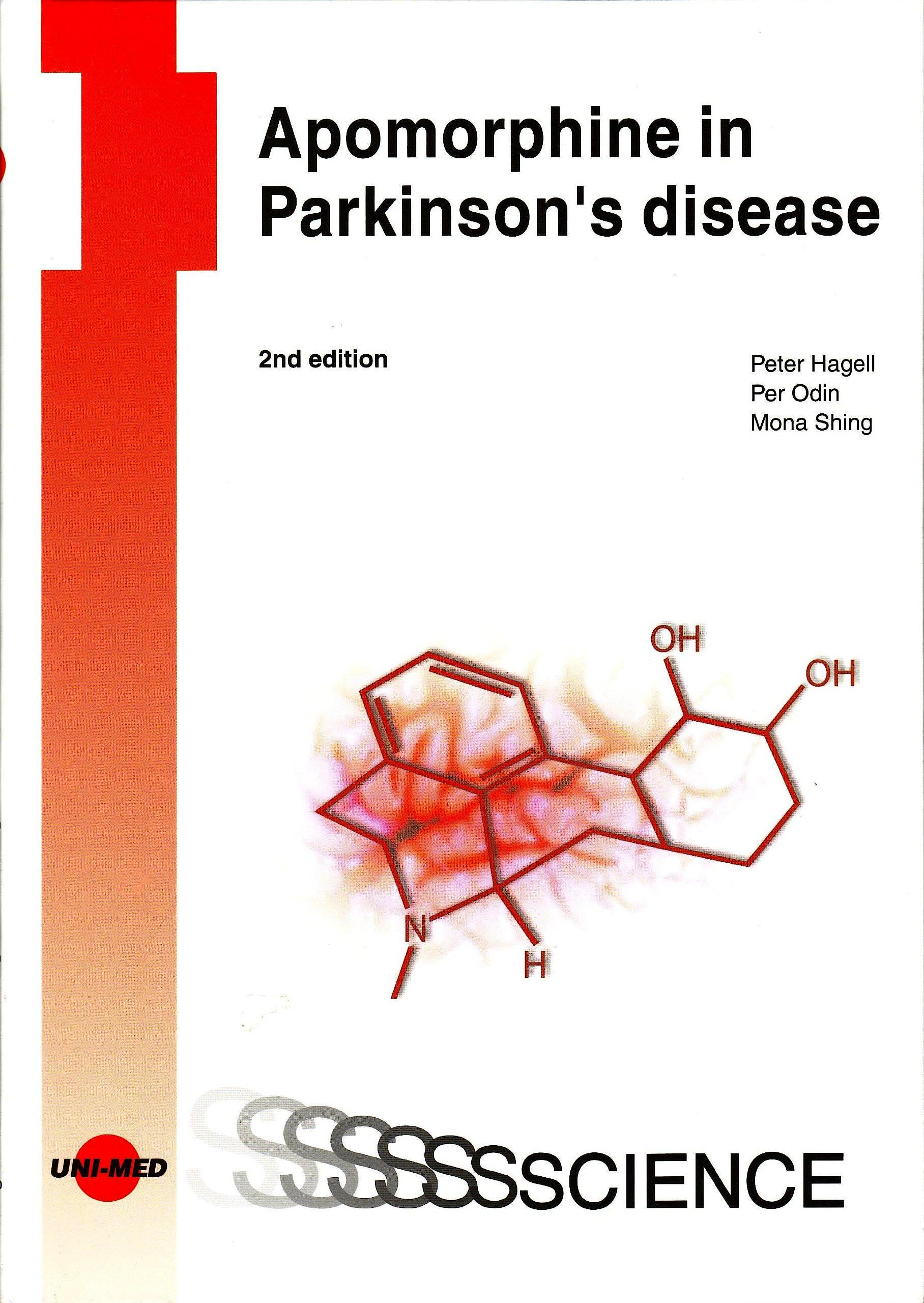 Portada del libro 9783837411263 Apomorphine in Parkinson's Disease