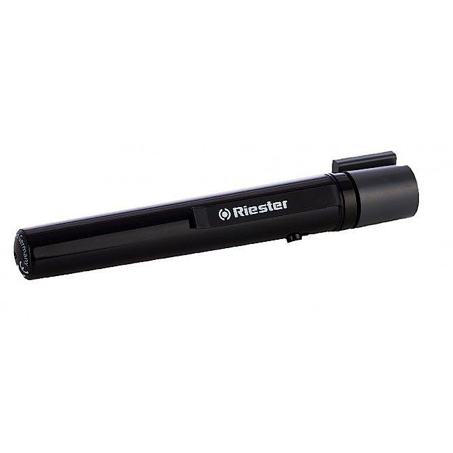 Linterna Riester E-Xam Xenón 2,5 V., Color Negro
