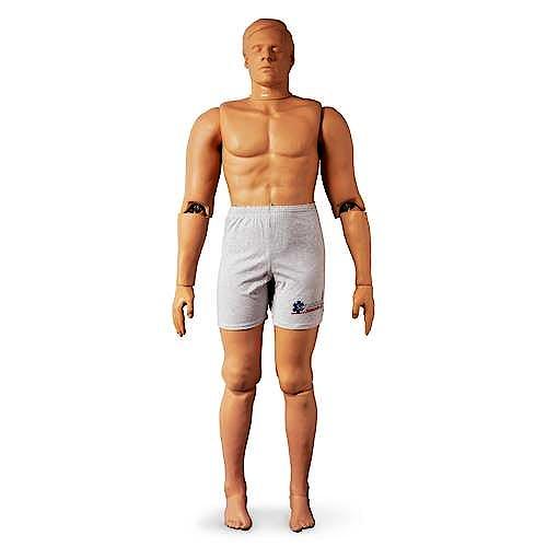 Muñeco Adulto para Rescate, 75 Kg. (Maniquí de 182 Cm)