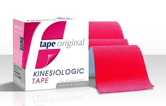 Tape Original Kinesiologic Tape Fucsia (5cm X 5m)