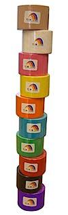 Temtex Kinesiology Tape: Caja de 6 Rollos de 5 m. x 5 cm., Color Morado
