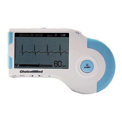 Electrocardiógrafo Portátil de 1 Canal CHOICEMMED MD100B