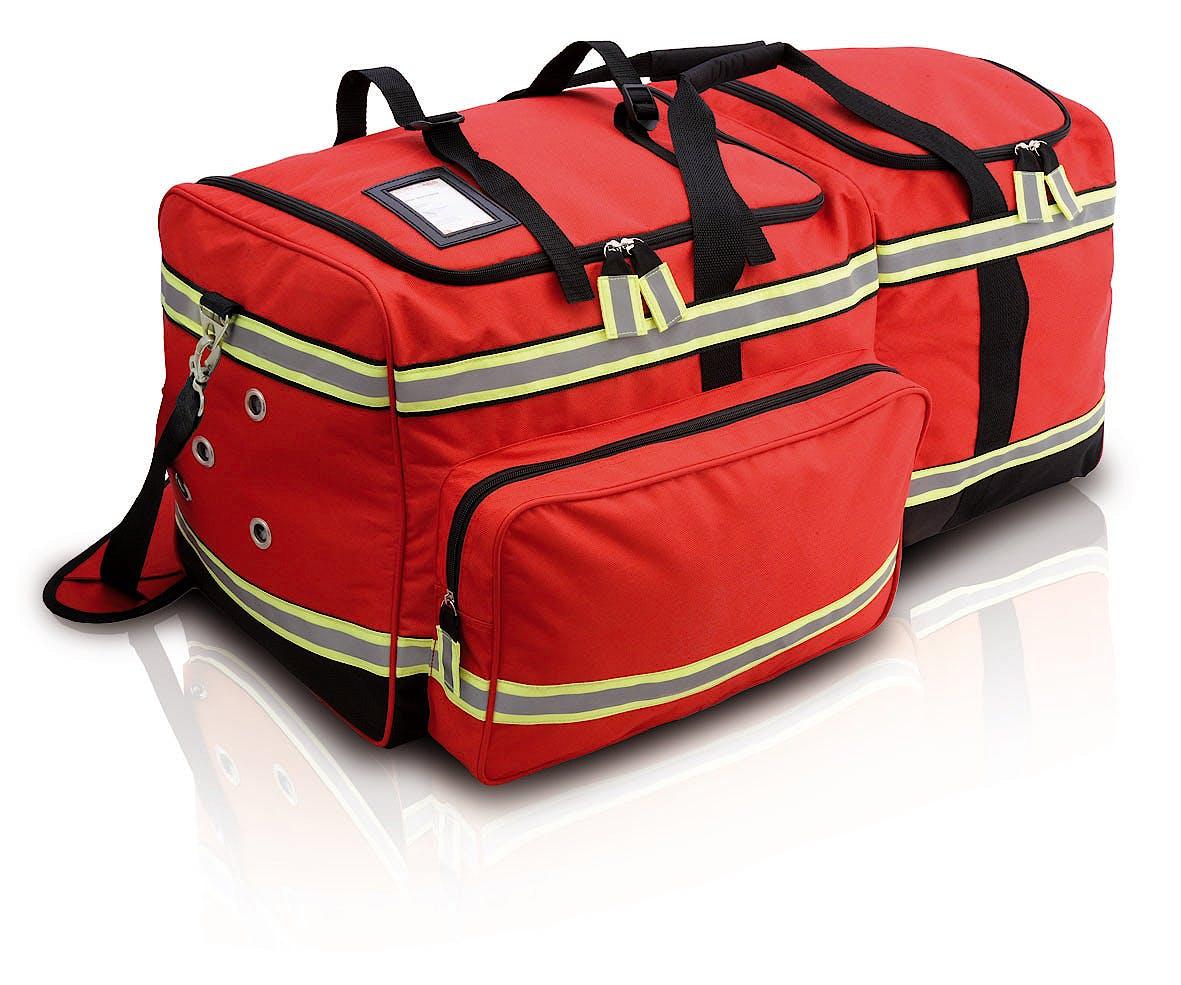 Bolsa Bomberos Transporte Equipo Protección Individual Modelo ATTACK'S EB05.001. Poliéster