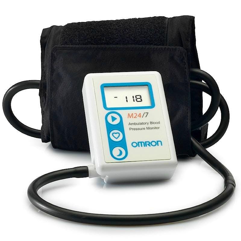 Monitor de Presion Arterial Ambulatoria M24/7 Bp5 (Holter de Tension)