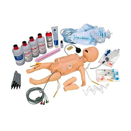 Maniquí Infantil de Prácticas para Medidas de Reanimación