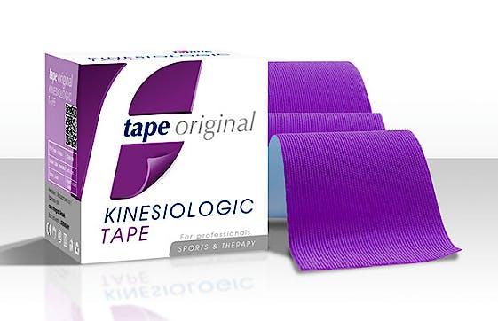Tape Original Kinesiologic Tape Morado (5cm X 5m)