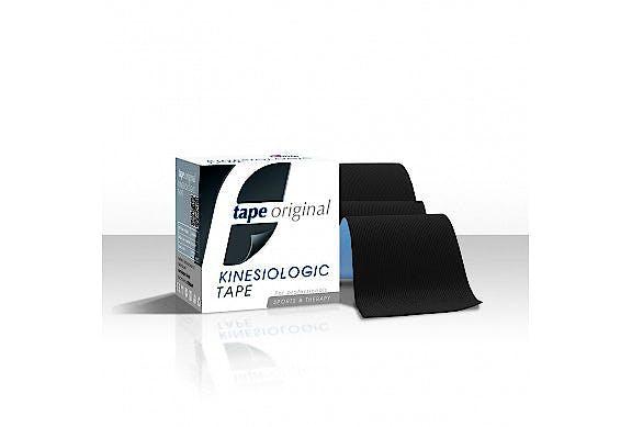 Tape Original Kinesiologic Tape Negro (5cm X 5m)