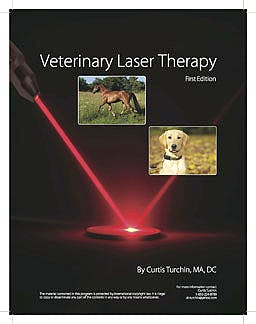 Portada del libro 9783897364707 Veterinary Laser Therapy