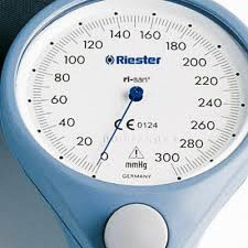 Tensiometro Riester Ri-San Color Azul