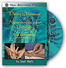 Deep Tissue and Neuromuscular Therapy: the Extremities. Booklet Included (DVD 55 min.)