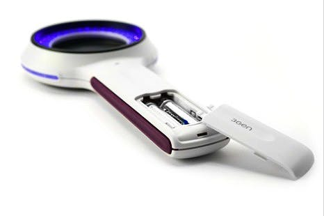 Dermlite Lumio Lámpara de Wood 40 Leds UV