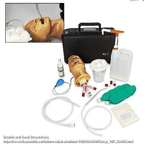 Life/form® S.A.L.A.D. Simulator