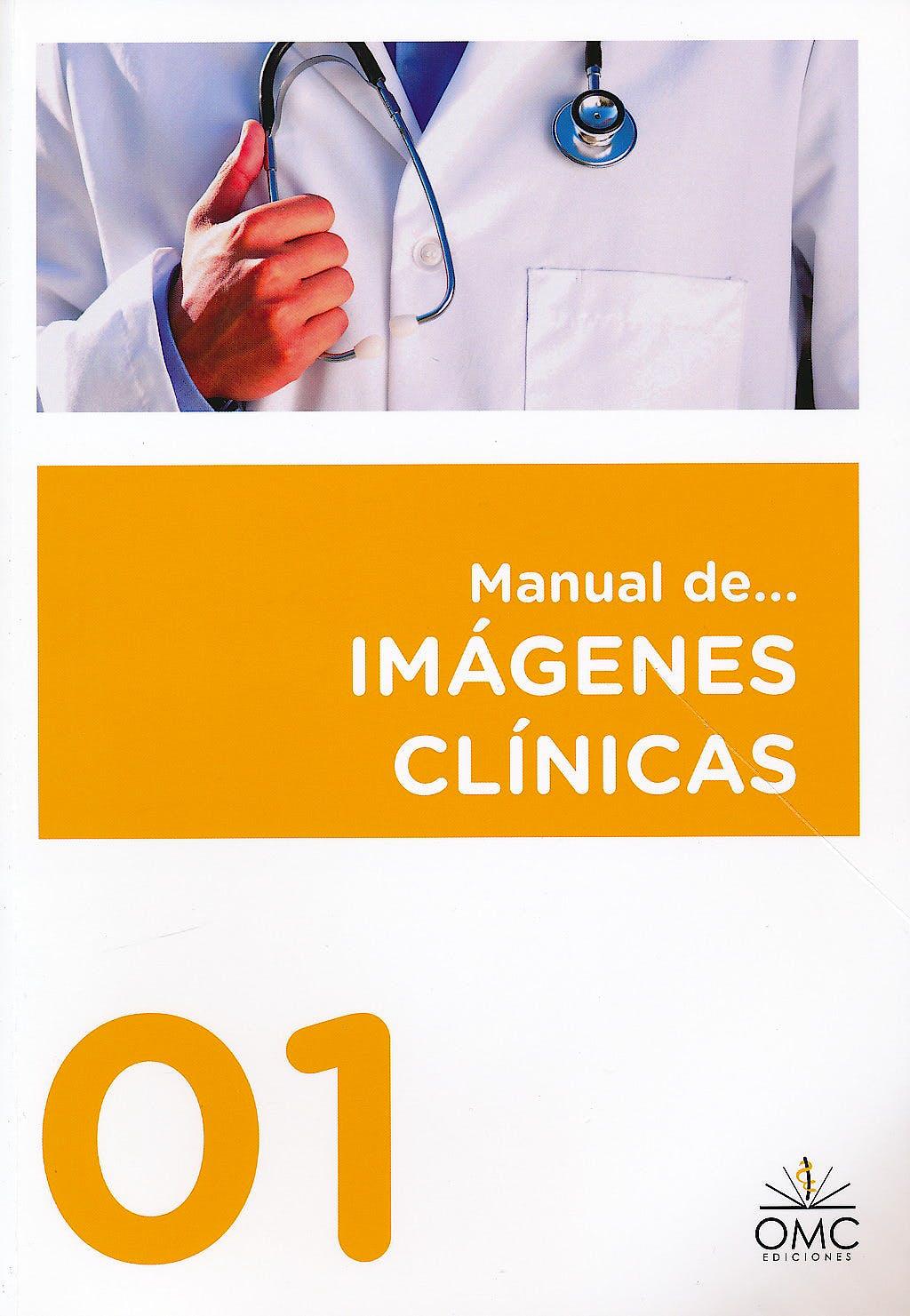 Portada del libro 9783980869607 Manual de Imagenes Clinicas