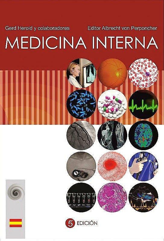 Portada del libro 9784041059357 Medicina Interna