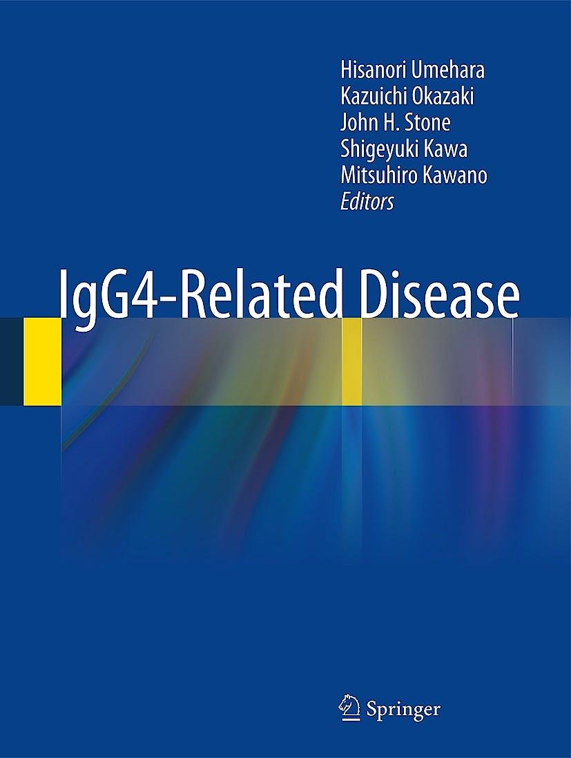 Portada del libro 9784431542278 Igg4-Related Disease