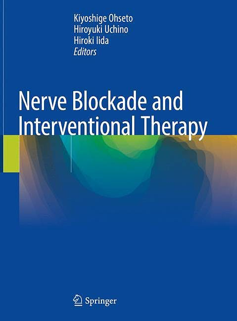 Portada del libro 9784431546597 Nerve Blockade and Interventional Therapy