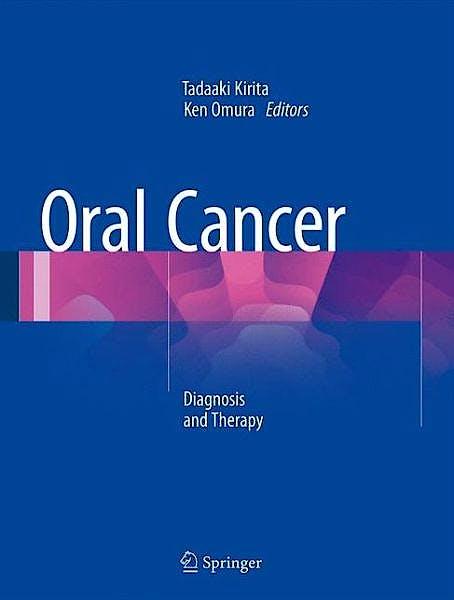 Portada del libro 9784431549376 Oral Cancer. Diagnosis and Therapy
