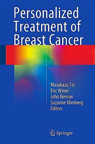 Portada del libro 9784431555513 Personalized Treatment of Breast Cancer