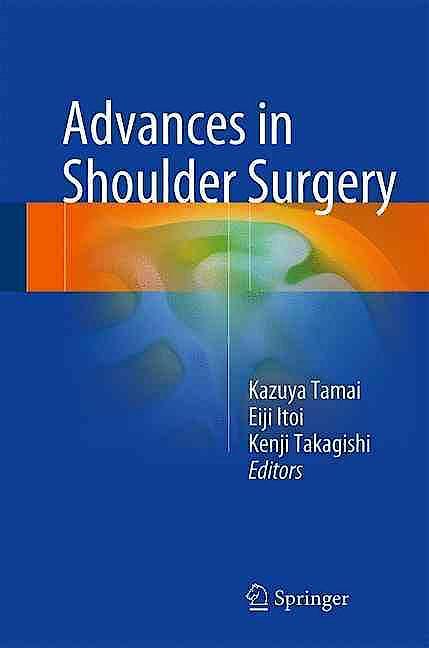 Portada del libro 9784431559863 Advances in Shoulder Surgery
